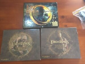 Lord of the Rings box sets and puzzle book