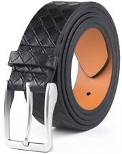 Genuine Leather Belts For Men Dress Belt for Mens High End Many Colors & Sizes