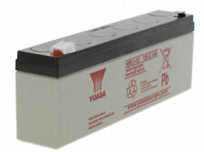 Yuasa NP2.1-12 Lead Acid Battery 12V, 2.1Ah  BURGLAR ALARM Battery