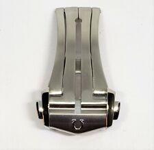 Original Omega Speedmaster 18mm TITANIUM Deployment Buckle Clasp # 94521829