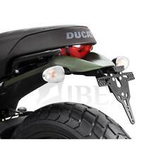 Ducati Scrambler 800 BJ 2015-17 Kennzeichenhalter Kennzeichträger IBEX Pro