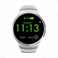 KINGWEAR KW18 Bluetooth Smart Watch Montre Sim GSM Pour Android iPhone Samsung