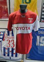Maillot jersey trikot shirt camiseta Valenciennes vafc 2004 2005 04/05 vintage