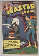 Master Comics #99 January 1949 VG- Witch cover
