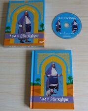 RARE COFFRET DVD PAL DIGIPACK LIVRE HUMOUR BEST OF 100 % ELIE KAKOU ZONE 2