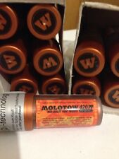 MOLOTOW Copper 420P PERMANENT REFILLABLE PAINT MARKER PEN POSCA MONTANA 15MM NIB
