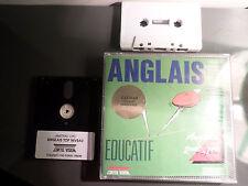 Jeu Amstrad CPC 6128 - ANGLAIS 2nde 1ere - Coktel Vision