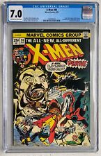 THE UNCANNY X-MEN #94 CGC 7.0 NEW X-MEN KEY ISSUE