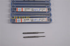 (2pcs) 1.4mm x.3 Machine straight slot tap M1.4 x 0.3mm   superior quality (S)