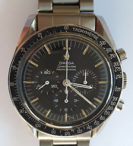 Gents 1969-71 Omega Speedmaster 145.022 Wristwatch incl Original Bracelet