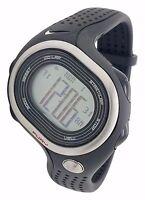 e8a7db0ba56 Nike Triax Fury 100 WR0139 001 Black Digital Chronograph Mens Sport Watch
