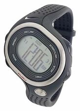 Nike Triax Fury 100 WR0139 001 Black Digital Chronograph Mens Sport Watch