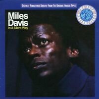Miles Davis In a silent way (1969, CBS jazz masterpieces) [CD]