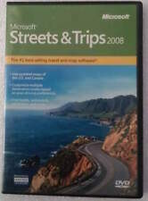 Microsoft Streets & Trips 2008 with product key and booklet