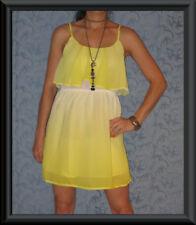 Summer Polyester Dresses for Women with Blouson