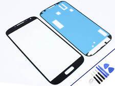 Cristal Delantero para Samsung Galaxy S4 Azul Pantalla Táctil Nuevo y Emb. Orig.