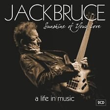 Jack Bruce (Cream) - Sunshine Of Your Love - A Life In Music (NEW CD)