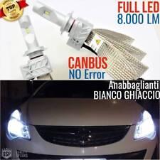 Kit Lampade Luci FULL LED OPEL CORSA B,C,D H7 6500K CANBUS fari xenon tuning acc