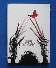 "Edward Scissorhands-""DVD Movie"" Johnny Depp-Tim Burton-Sealed! Bonus-Great!!"