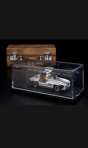 Hotwheels RLC 2021 Exclusive '55 Mercedes-Benz 300 SL In Hand - Ready To Ship