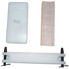 Lower and Upper Vise Block +Barrel Pad Gunsmithing Tool