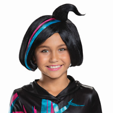 New Girls Lucy Wyldstyle Classic The Lego Movie 2 Costume Part Child Wig only 7+