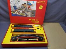 TRIANG RS.27 B.R GREEN 2 CAR METRO CAMMELL CLASS 101 TRAIN SET EXCELLENT BOXED