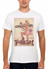 Tank Girl Bazooka Sexy Punk Men Women Vest Tank Top Unisex T Shirt 1922E