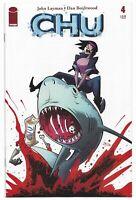Chu #4 2020 Unread 1st Print Dan Boultwood Main Cover Image Comics John Layman