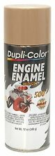 Dupli-Color 12oz CUMMINS BEIGE Engine Enamel Paint w/ CERAMIC Resin DE1638