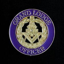 Masonic Grand Lodge Officer Lapel Pin Enamel (GLO-LP)