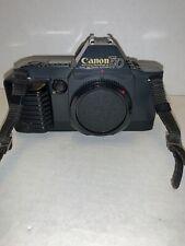 Canon T70 35mm SLR Camera Body
