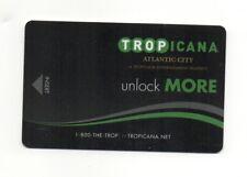 Tropicana Casino Atlantic City Hotel Room Key Card