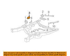 GM OEM Engine Mounting-Bracket Right 15999046