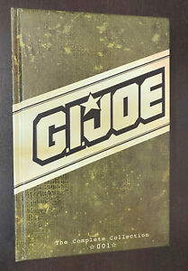 GI JOE The Complete Collection Volume 1 Hardcover (2017 IDW) -- OOP HC