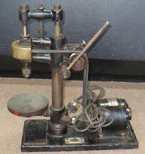 1924 Adolph Muehlmatt Machinists Precision Sensitive Drilling Machine Drillpress