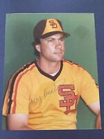 TERRY KENNEDY SIGNED 8X10 PHOTO AUTO AUTOGRAPH SAN DIEGO PADRES