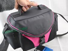 vecolo pink style Photo camera bag case for Nikon D90 D5200 D3200 D7000 D7100