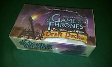 A GAME OF THRONES - GIOCO DI CARTE - IL TRONO DI SPADE BOX Booster
