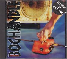 BOGHANDLE - step on it CD