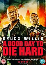 Die Hard 5: A Good Day to Die Hard DVD New & Sealed Bruce Willis