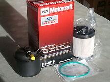 Motorcraft 6.7 Liter Powerstroke FD4615 Fuel Filters 2011-2016