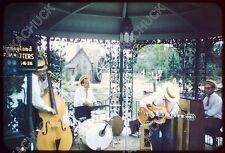 3 DISNEYLAND Kodachrome Red Border Slides 1956 1962 STRAW HATTERS BEST