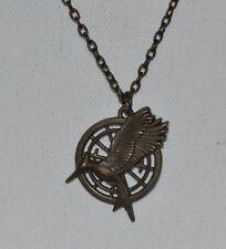 Hunger Games Mocking Jay necklace