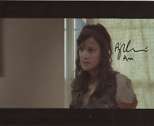 Brina Palencia Signed Ana The Walking Dead 8x10 Photo Auto Private Signing