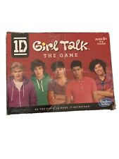 Hasbro Girl Talk The Game 1D One Direction Factory Sealed New 2012 (A1)