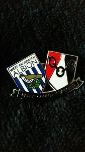 West bromwich albion/Black country great pin  badge