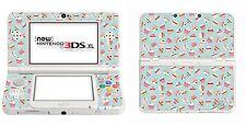 Cupcakes Vinyl Skin Sticker for Nintendo 3DS XL (with C Stick) 3dsxl3