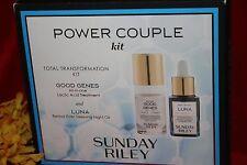 SUNDAY RILEY LUNA SLEEPING NIGHT OIL .5 OZ GOOD GENES .5 OZ POWER COUPLE  IN BOX