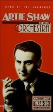 ARTIE SHAW AND HIS ORCHESTRA KING OF THE CLARINET LIVE RECORDINGS 3 CD BOX SET
